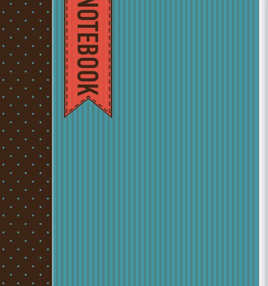 Notebook-design - Kostenloses vector #209419
