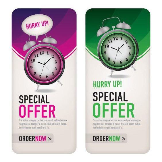 oferta especial - vector #210009 gratis