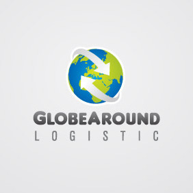 Globe Around - Free vector #211099