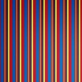Colourful Stripes Seamless Vector Pattern - Kostenloses vector #211299