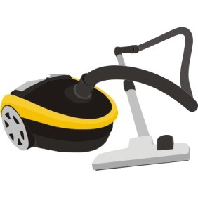 Vacuum Cleaner - Free vector #211359