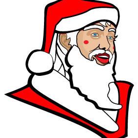 Santa Claus Vector Image - Free vector #211499