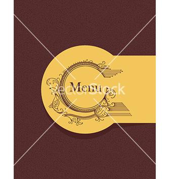 Free menu vector - Kostenloses vector #211649