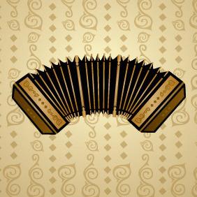 Tango Bandoneon - Kostenloses vector #212309