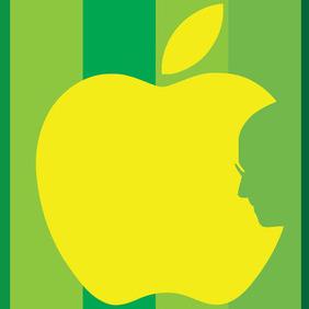 Steve Jobs Image - vector #212559 gratis