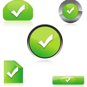 Right Buttons - vector #213349 gratis