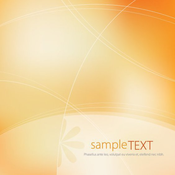 Yellow Elegance - Free vector #213839