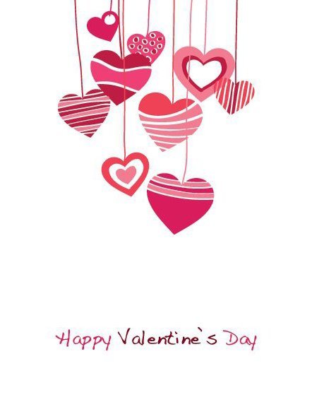 Happy Valentinstag - Free vector #214489