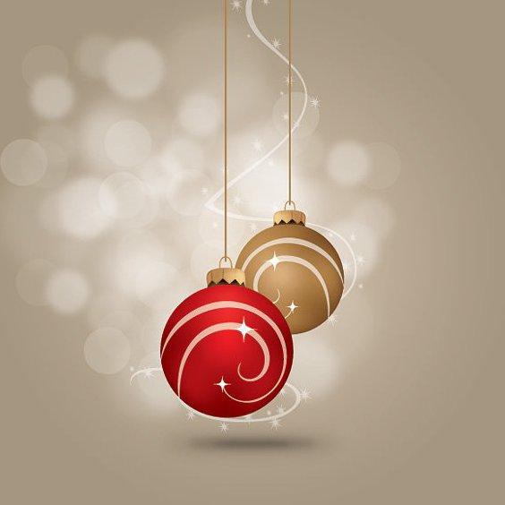 Frohe Weihnachten - Kostenloses vector #214779