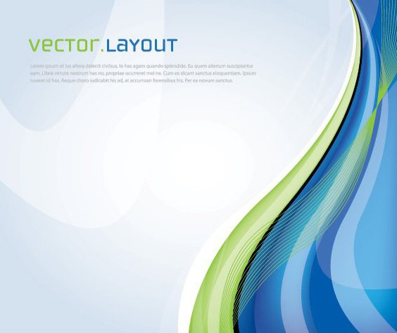 Vector Layout 4 - Free vector #214899