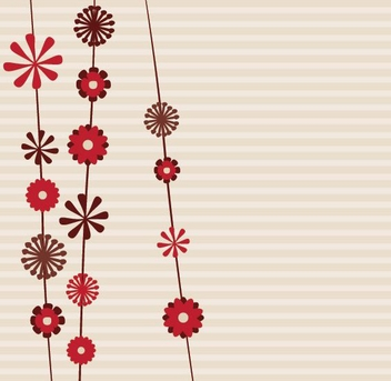 Flowering Plants - Free vector #215059