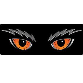 Eyes Vector Img - Kostenloses vector #215809
