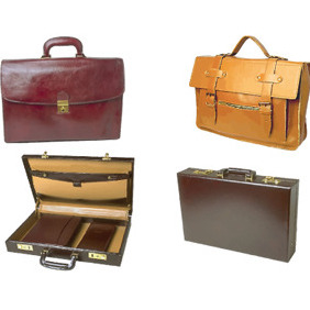Photo Realisitc Vector Briefcase - бесплатный vector #215849