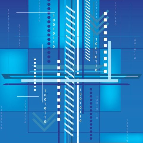 Techno-Hintergrund 2 - Kostenloses vector #216329