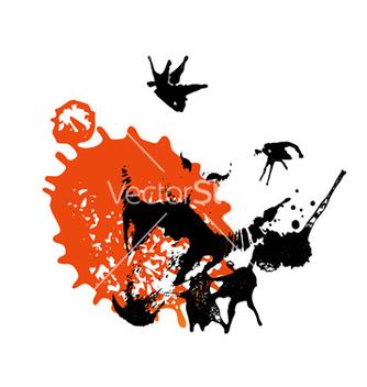 Free grunge cat4 vector - Free vector #216899