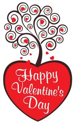 Happy Valentinstag - Free vector #217289