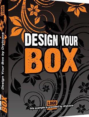 Box Design - Free vector #217779