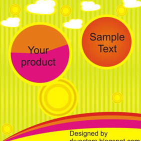 Vector Advertisement Banner Designs - vector #218109 gratis