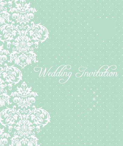 invitation de mariage - Free vector #218699