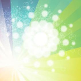 Circle Rainbow Vector - Kostenloses vector #219229