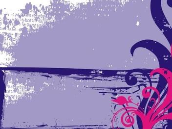 Frame Swirl - Free vector #219299