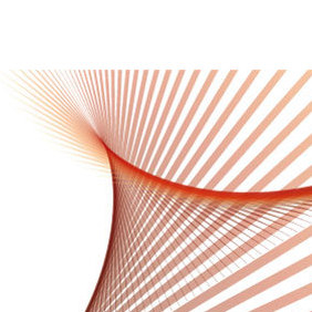 Abstract Lines Vector Background - vector gratuit #219369