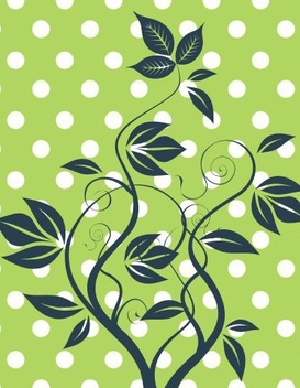 Growing nature - vector gratuit #219509