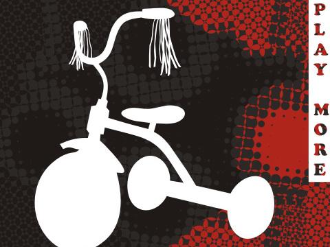 tricycle - vector gratuit #219549