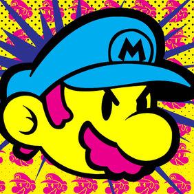 Super Mario - Free vector #219659