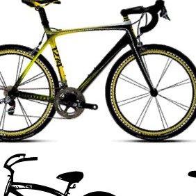 Bikes - vector #219779 gratis