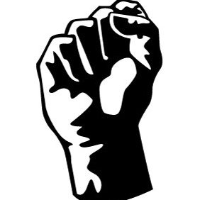 Fist Vector Image - Free vector #220359