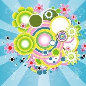 Colorful Design - Free vector #220769