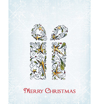 Free christmas vector - Free vector #221399
