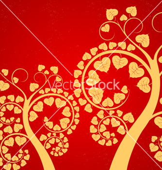 Free gold leaf vector - Free vector #221729