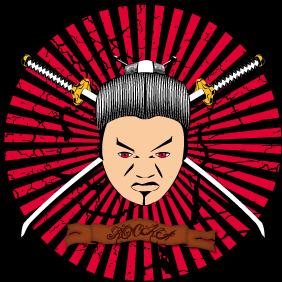 Samurai - Kostenloses vector #222499
