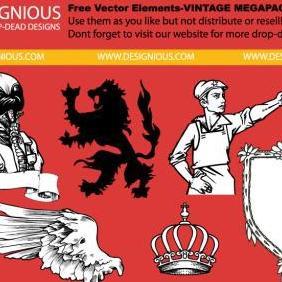 Vector Elements - vector gratuit #223109