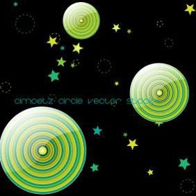 Cimoetzs Circle Vector Stock - бесплатный vector #223179