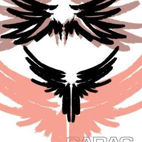 Dry Erase Wing Vectors - Free vector #223309