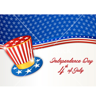 Free 4th of july background vector - Kostenloses vector #223689