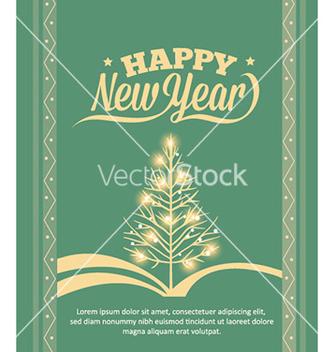 Free happy new year vector - Kostenloses vector #223739