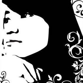 Miss Beauty By Enamsembilan - Free vector #224029