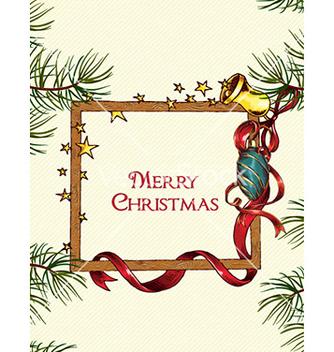 Free christmas vector - Kostenloses vector #224209