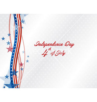 Free 4th of july background vector - Kostenloses vector #224709