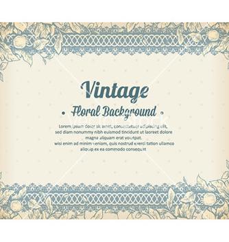 Free vintage vector - Kostenloses vector #225189