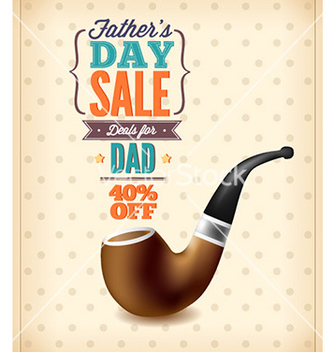 Free fathers day vector - Free vector #225819