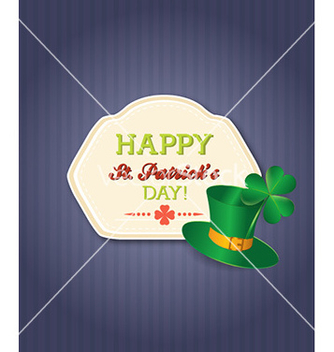 Free st patricks day vector - бесплатный vector #226509