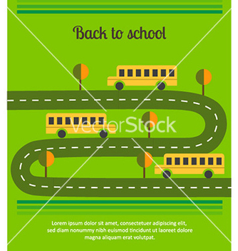 Free back to school vector - Kostenloses vector #226909