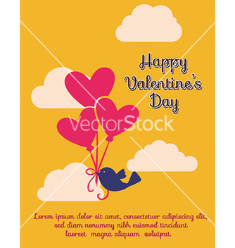 Free happy valentines day vector - vector #227059 gratis