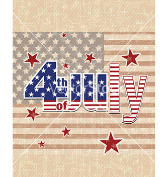 Free 4th of july independence day background vector - Kostenloses vector #227109