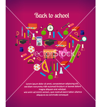 Free back to school vector - Free vector #227129